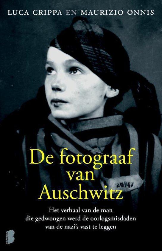 Boek cover De fotograaf van Auschwitz van Luca Crippa (Paperback)