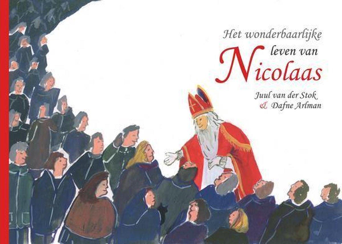 Het wonderbaarlijke leven van Nicolaas - Juul van der Stok