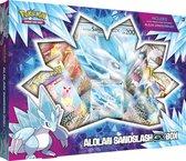 Pokémon Alolan Sandslash GX Box - Pokémon Kaarten