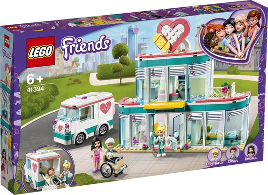 LEGO Friends Heartlake City Ziekenhuis – 41394
