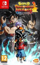 Super Dragon Ball Heroes: World Mission - Switch