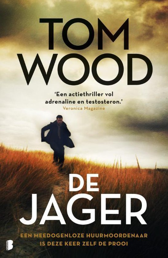 De jager - Tom Wood  