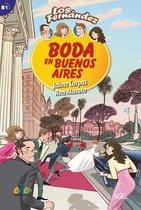 Los Fernández B1: Boda en Buenos Aires