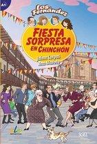 Los Fernández A1: Fiesta sorpresa en Chinchón libro + descar