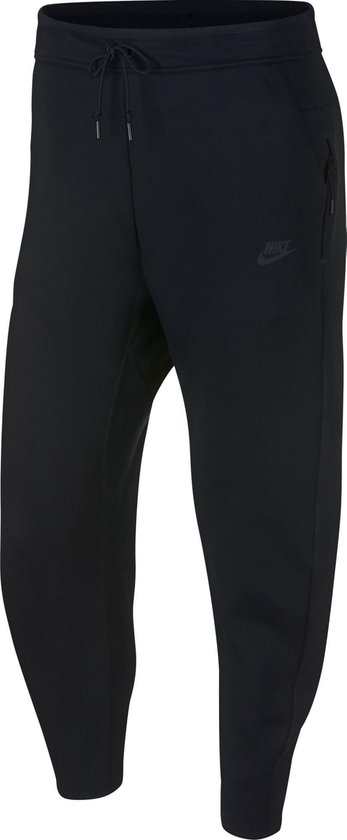 Nike Nsw Tech Fleece Oh Joggingbroek Heren - Black/(Black) - Maat L