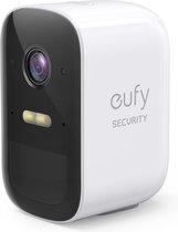 Eufycam 2C - 1 beveiligingscamera/ IP camera - 180 dagen batterij - Voor binnen & buiten - Uitbreiding