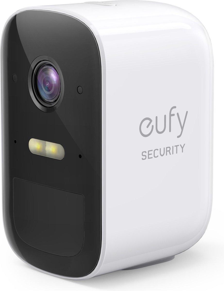 Eufycam 2C - 1 beveiligingscamera/ IP camera - 180 dagen batterij - Voor binnen & buiten - Uitbreidi