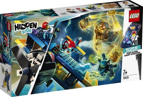 LEGO Hidden Side El Fuego's Stuntvliegtuig - 70429