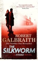 Boek cover Silkworm van Robert Galbraith