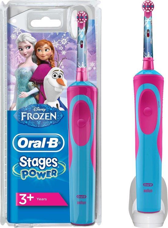 Oral-B Stages Power Kids Disney Frozen - Elektrische Tandenborstel