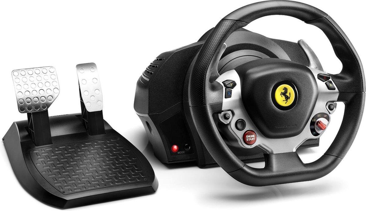 Thrustmaster TX Racing Wheel Ferrari 458-  Italia Edition Official (Xbox One)