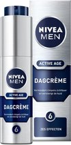 NIVEA MEN Active Age Vochtinbrengend - 50 ml - Dagcrème