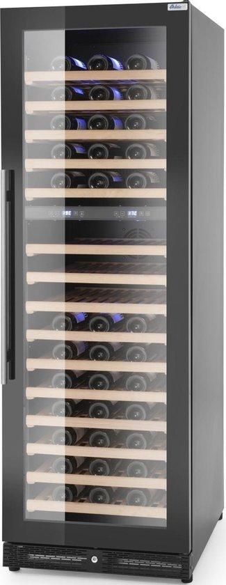 Koelkast: Arktic Wijnkoelkast met 2 Zones | 440 Liter | 4/20°C | Max. 166 Wijnflessen, van het merk Arktic