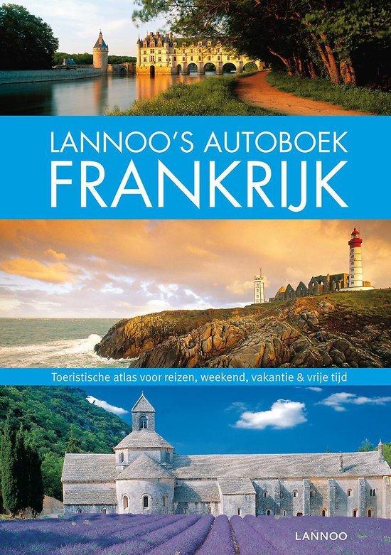 Lannoo's Autoboek Frankrijk - Onbekend |