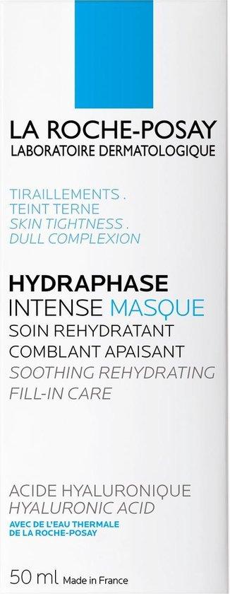 La Roche-Posay Hydraphase Intens Masker - 50ml - gevoelige huid