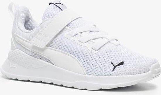 bol.com | Puma Anazrun Lite kinder sneakers - Wit - Maat 28