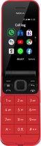 Nokia 2720 Flip - Dual sim - 4GB - Rood