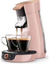 Philips Senseo Viva Café Duo Select HD6564/30 - Koffiepadapparaat - Lychee Pink