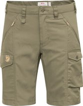 Fjallraven Nikka Outdoorbroek Dames - Light Olive - Maat 36