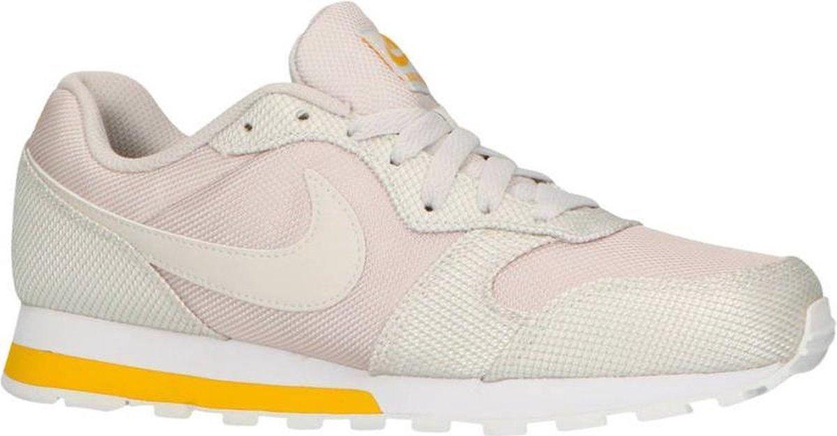 Nike Md Runner 2 Se Dames Sneakers Vast GreyPlatinum Tint White Maat 40.5