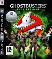 Ghostbusters The Video Game + Blu-Ray Ghostbusters