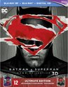 Batman v Superman : Dawn of Justice (3D Blu-ray) (Steelbook) (Limited Edition)