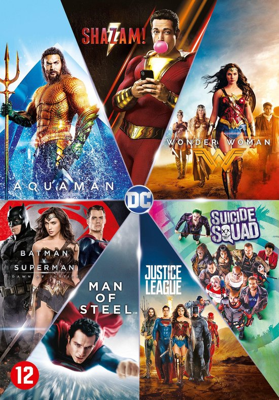 DC Comics Movie Collection (2019)