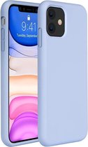 ShieldCase Silicone case iPhone 11 - paars