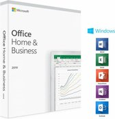 Microsoft Office 2019 Home and Business voor Windo