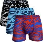 Grand Man Boxershort 3-PACK 5003 - M SIZE