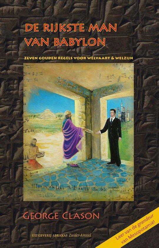 Boek cover De rijkste man van Babylon van George Clason (Paperback)