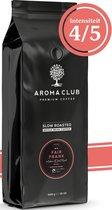 Aroma Club Biologische Koffiebonen 1KG - No. 4 Fair Frank - Koffie Intensiteit 4/5 - Fair Trade