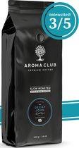 Aroma Club Decaf Koffiebonen 1KG - No. 5 Decaf John - Koffie Intensiteit 3/5