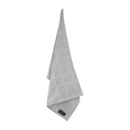 Byrklund Set Licht Grijs - 6x Theedoek 50x70cm