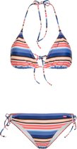 BONBINI 19 Dames Triangle Bikini - Deep Kobalt - Maat S/36