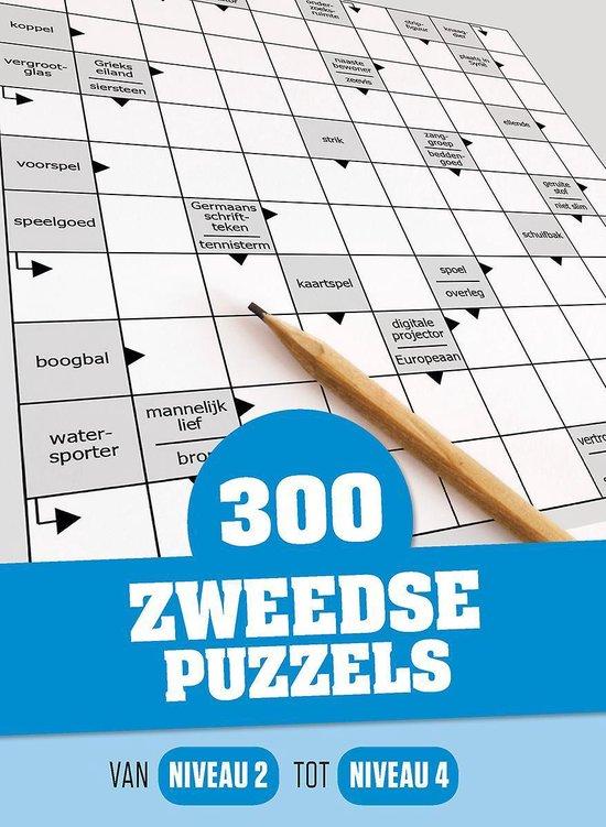 300 Zweedse Puzzels - Allerlei  