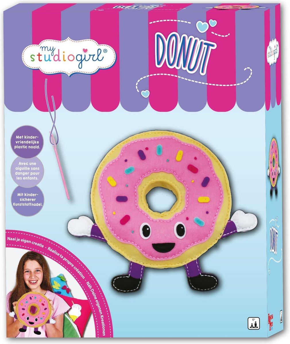 My Studio Girl knutselpakket - Donut