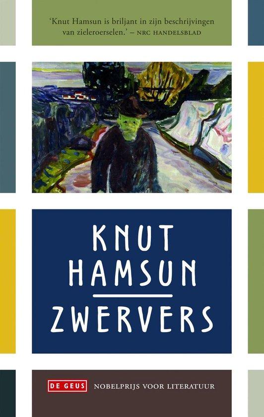 Zwervers - Knut Hamsun pdf epub