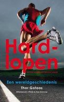 Boekomslag van 'Hardlopen'