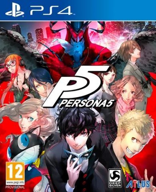 Persona 5 - Limited Steelbook Edition
