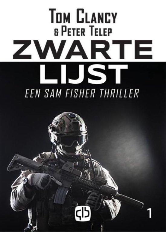 Zwarte lijst - Tom Clancy  