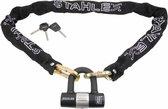 Stahlex ART3 kettingslot met hangslot lengte 120 CM dikte Ø10mm gehard staal