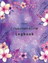 Parent Communication Logbook