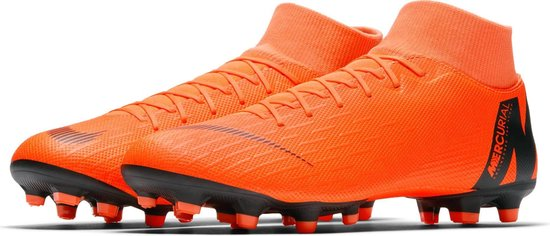 Nike Mercurial Superfly VI Academy MG Voetbalschoenen Volwassenen - Total Orange