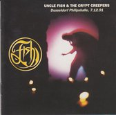 Uncle Fish & the Crypt Creepers: Dusseldorf Philipshalle 7.12.91