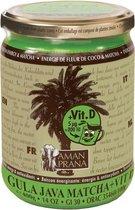 Aman Prana Gula java matcha + vitamine d