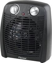 Bestron AFH211B - Ventilatorkachel - Zwart