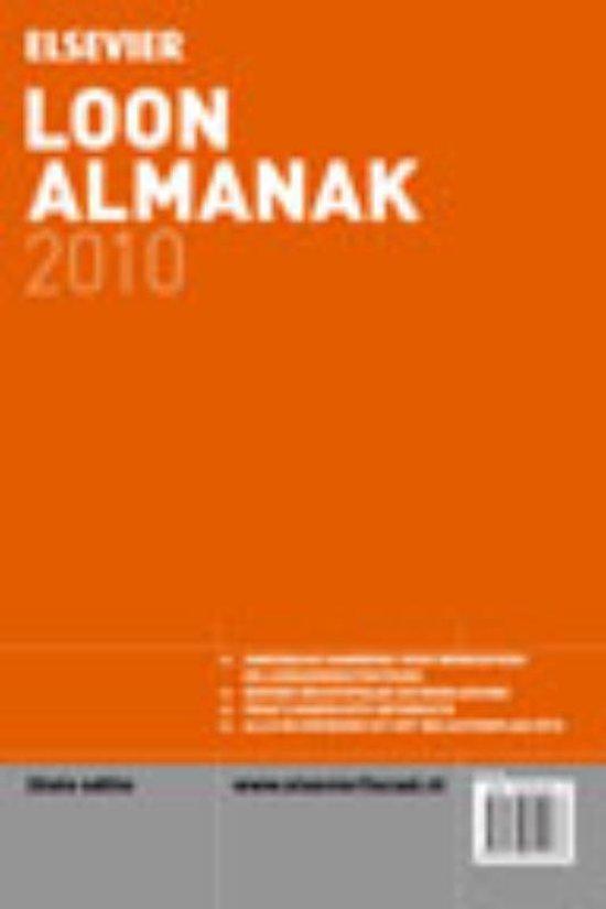 Elsevier Loon Almanak / 2010 - Onbekend | Fthsonline.com