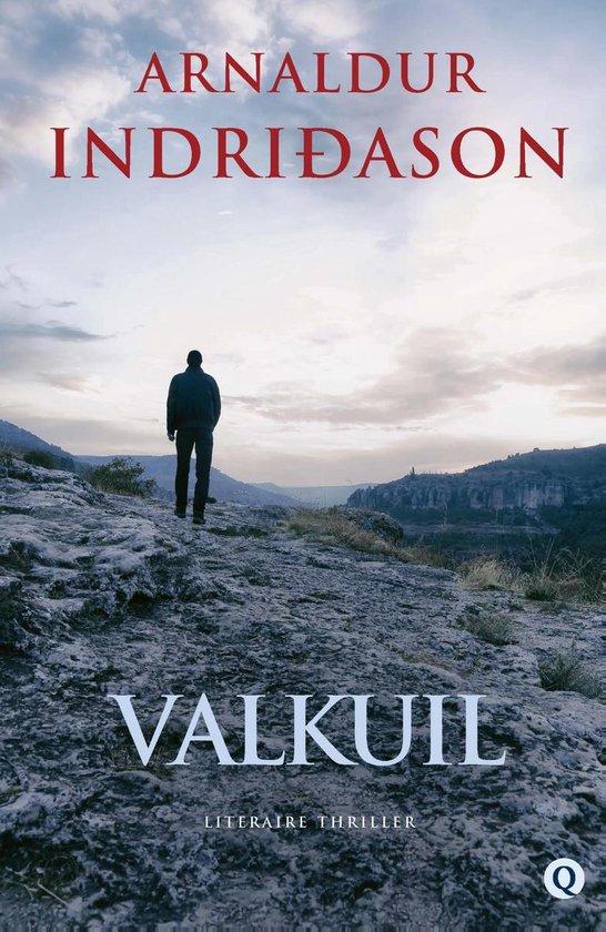Boek cover Valkuil van Arnaldur Indridason (Onbekend)