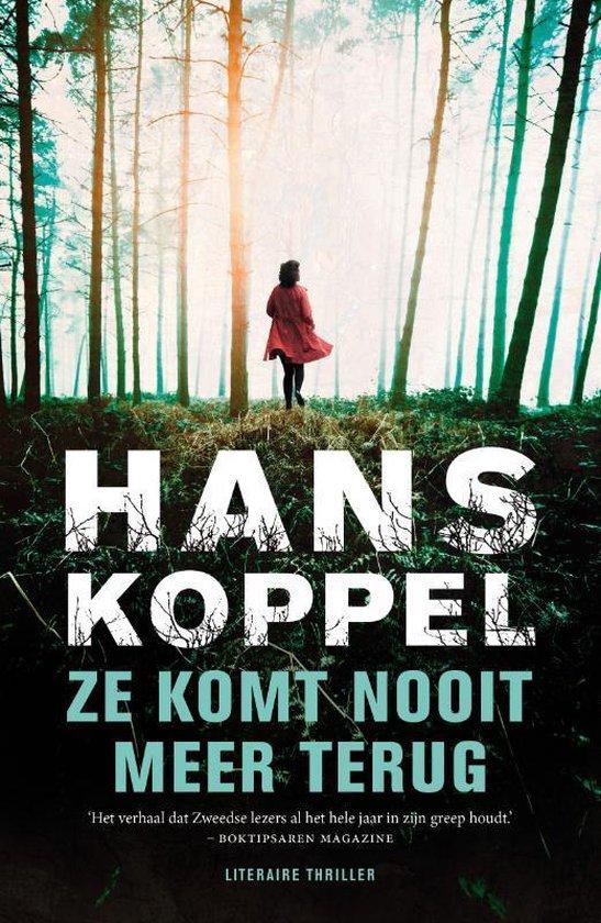 Ze komt nooit meer terug - Hans Koppel pdf epub